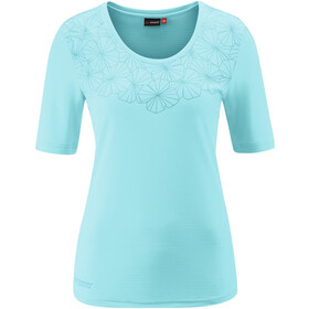 Maier Sports Irmi T-Shirt Women, angel blue